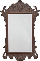Rejuvenation Large Beveled Mirror w/ Ornately Carved Frame by Kittinger