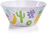 Celebrate Shop Printed Melamine Serving Bowl