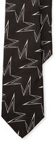 Ralph Lauren Purple Label Lightning Silk Jacquard Tie
