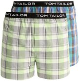 Tom Tailor 2 Pack Boxer Shorts Navy/blue