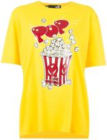 Love Moschino 'Pop Corn' T-shirt - women - Cotton - 40
