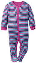 Petit Lem Pajama Sleeper (Baby Girls)