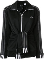 Adidas Originals By Alexander Wang tie-front track jacket