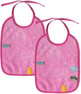 Tadpoles Snoozebaby Touch & Comfort Cotton Bibs