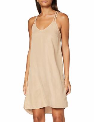 Pieces Women's PCWHY Milla Strap Lyocell Dress-BI BC