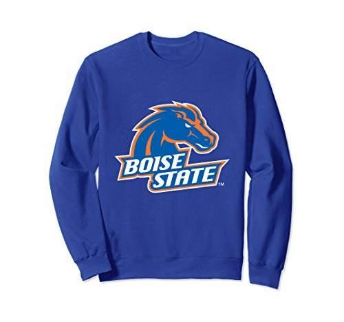 pretty nice ac62c 9dad5 Boise State BSU Broncos Women's Sweatshirt bsub2000