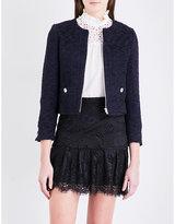 Claudie Pierlot Vicky tweed jacket