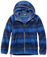 L.L. Bean L.L.Bean Kids' Mountain Classic Fleece, Hooded, Print