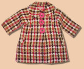 Pink Checker Coat