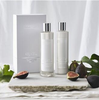 The White Company Fig Tree Bath & Body Set