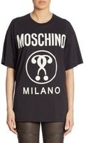 Moschino Glow In The Dark Tee
