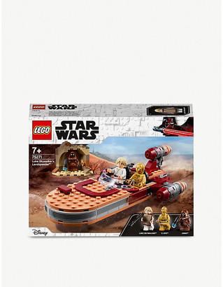 Lego Star Wars Luke Skywalkers Landspeeder