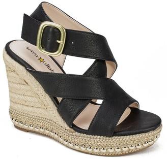 Seven Dials Somerset Women's Espadrille Wedge Sandals