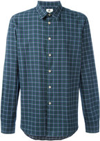 Paul Smith checked shirt - men - Cotton - XS