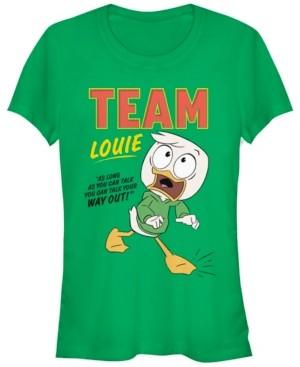 Fifth Sun Women's Duck Tales Team Louie Short Sleeve T-shirt