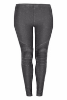 Dex Plus Moto Leggings
