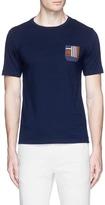 Altea Knit pocket cotton T-shirt