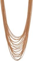 Area Stars Multi Strand Layered Necklace