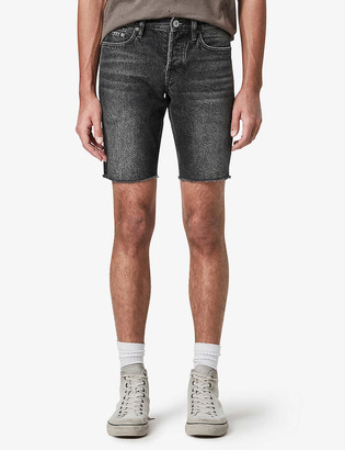 AllSaints Switch slim-fit denim shorts