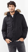 Esprit OUTLET down bomber style jacket