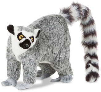 Melissa & Doug Standing Stuffed Plush Lifelike Lemur