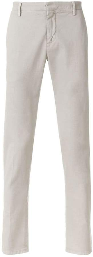 Dondup straight-leg casual trousers