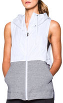 Under Armour Hooded Soft Terry Vest