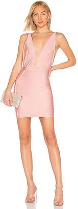 by the way. Alana Bandage Mini Dress