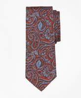 Brooks Brothers Paisley Print Tie