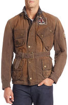 Barbour Coated Cotton Jacket