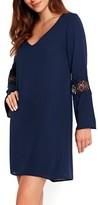 Wallis Women's Crochet Inset Shift Dress