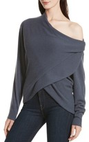 Brochu Walker Women's Clea Cashmere Off-Shoulder Sweater