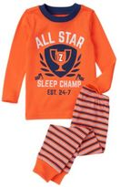 Crazy 8 Sleep Champ 2-Piece Pajama Set