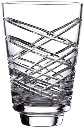 Waterford Crystal Aran Vase (25Cm)