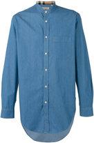 Burberry denim shirt - men - Cotton - S