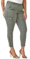 Plus Size Women's Addition Elle Love And Legend Cargo Pants