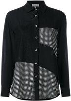 Paul & Joe patchwork shirt - women - Silk/Viscose - 3