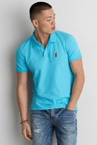 American Eagle Outfitters AE Flex Pique Polo