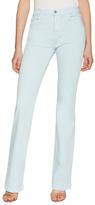 J Brand Dasha Cotton Flare Cuff Jean