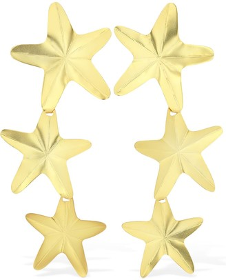 Mercedes Salazar Starfish Clip-on Earrings