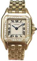 Cartier Panthère Petit Modèle yellow gold watch
