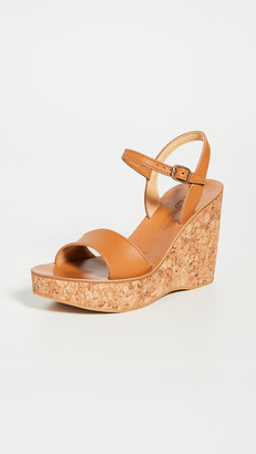 K. Jacques Sharon Wedge Sandals