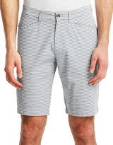 Kenneth Cole New York Classic Fit Horizontal Stripe Shorts