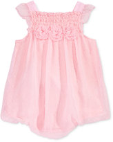 First Impressions Smocked Bubble Romper, Baby Girls (0-24 months), Only At Macy's