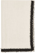 Dransfield and Ross Frayed Linen Napkin