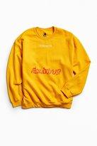 Urban Outfitters Bob Marley Exodus 40 Crew Neck Sweatshirt