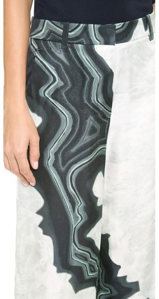 3.1 Phillip Lim Geode Wide Leg Pants