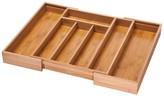 Honey-Can-Do Bamboo Expandable Cutlery Tray
