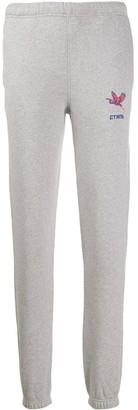 Heron Preston Logo-Embroidered Track Pants