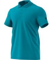 adidas Slim Fit Piqu Polo Shirt